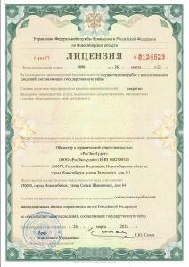 РосЭкоАудит лицензия ФСБ_1